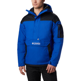 Columbia Challenger Pullover Men azul/black